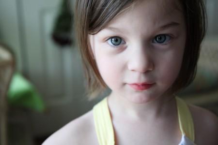 My niece.