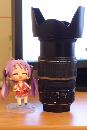 A Kagamin to show scale